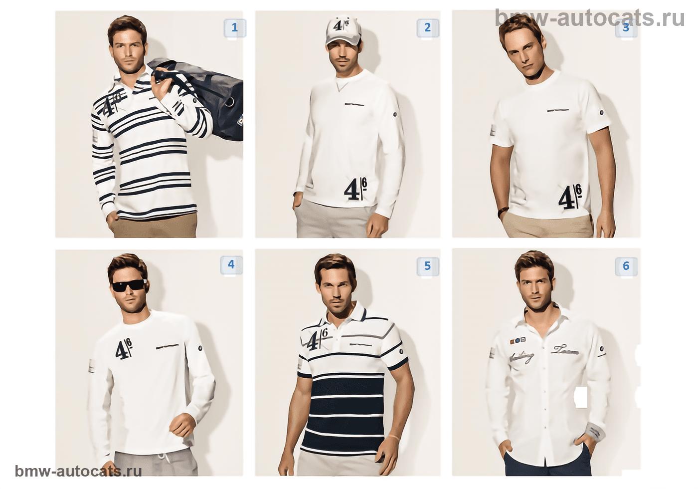 Yachtsport — Herren Shirts 2010/11