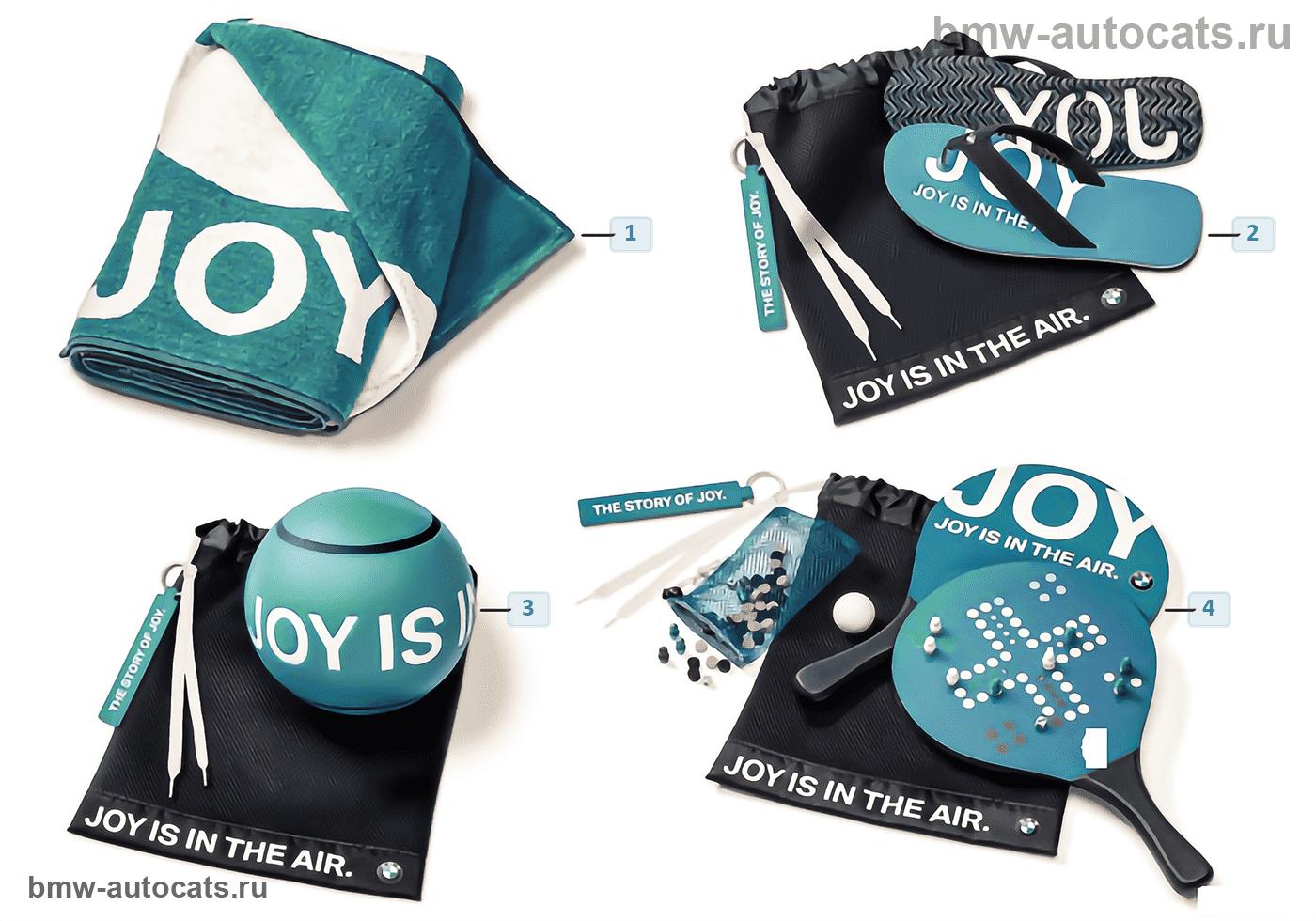 BMW Collection — Joy Strand 2010/11