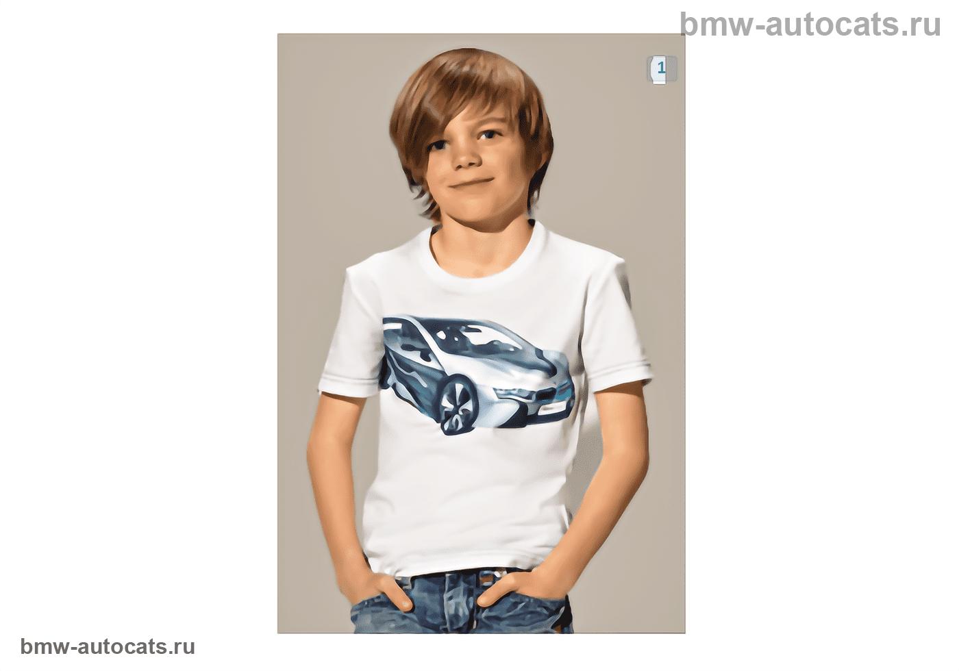Детская программа BMW — одежда 2012/13