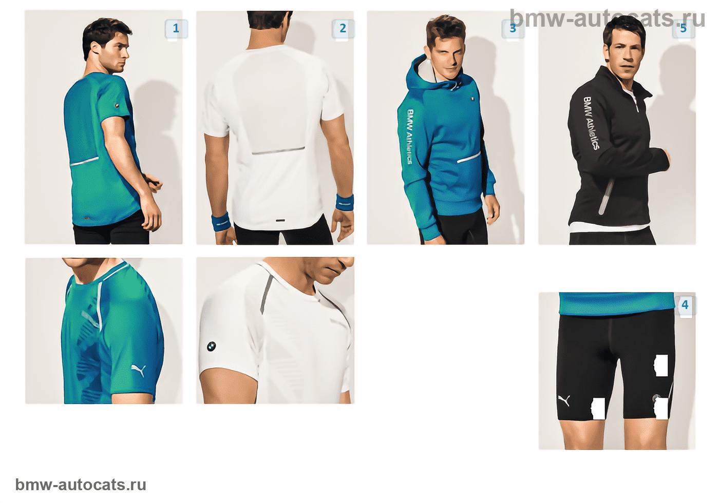 Athletics Collection (BMW)