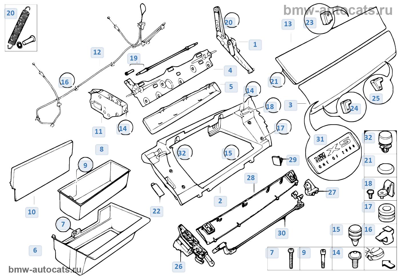 e70 bmw parts catalog