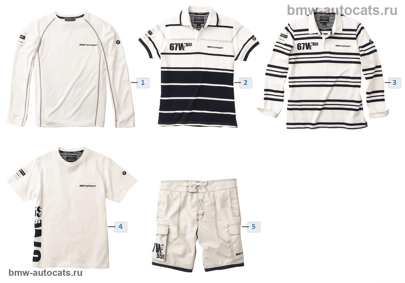 Yachtsport-Мужск.рубашки/шорты 2013/14