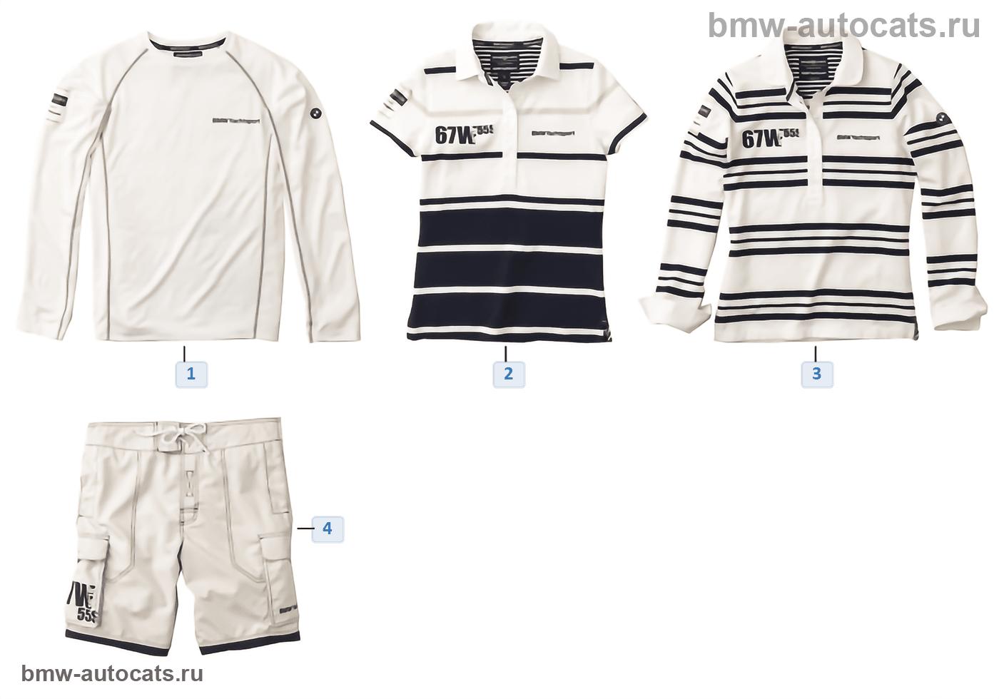 Yachtsport-женск. рубашки/шорты 2013/14