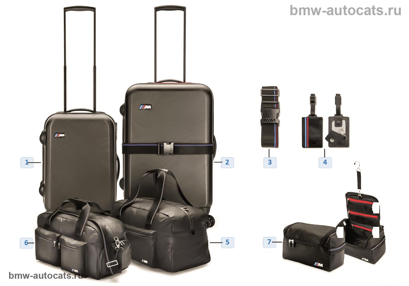 Багаж BMW M Collection 13/14