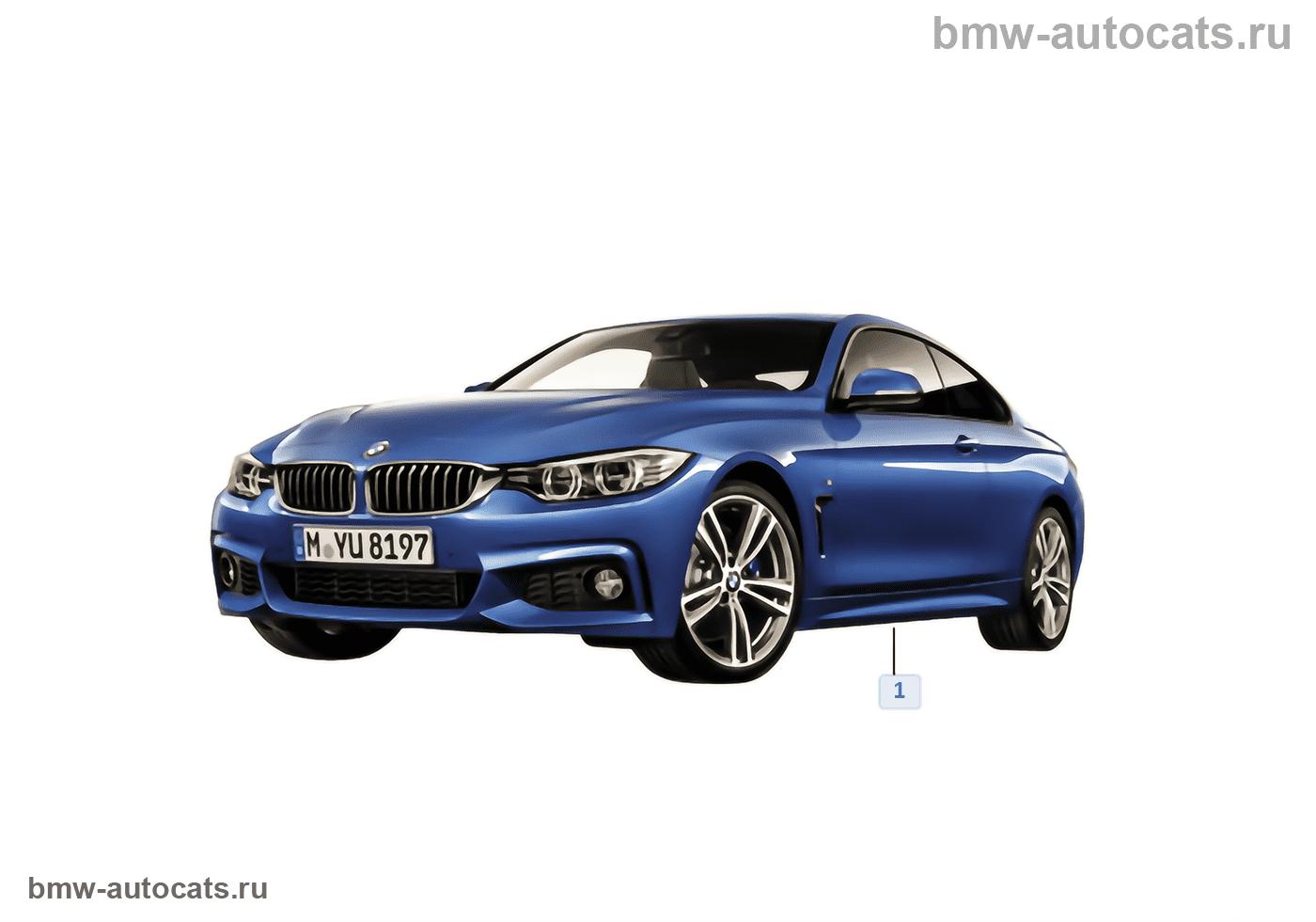 Миниат.модели BMW — BMW 4-й сер.13/14