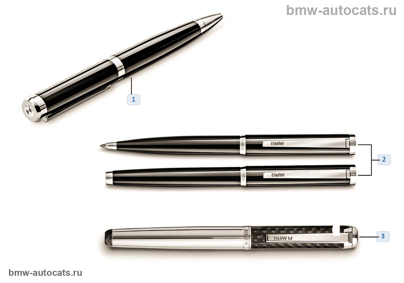 BMW Ersatzteile — Kugelschreiber