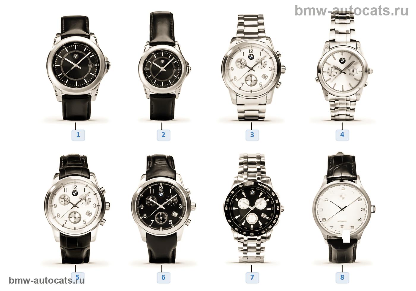 Запасные части BMW — часы 2011/2012
