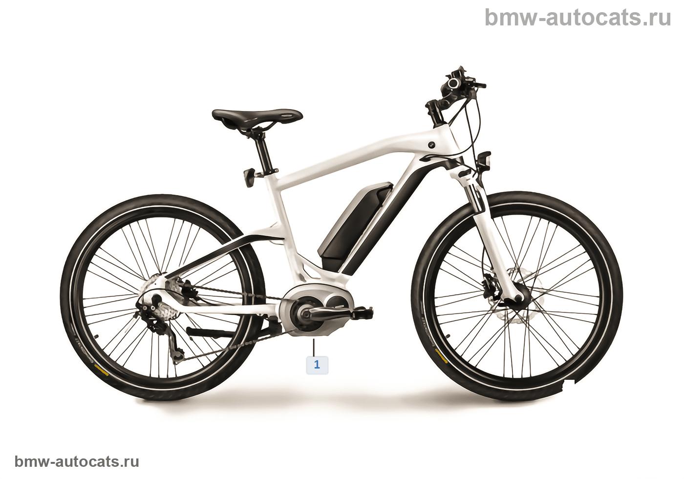 BMW Bikes & Equipment — e-Bike