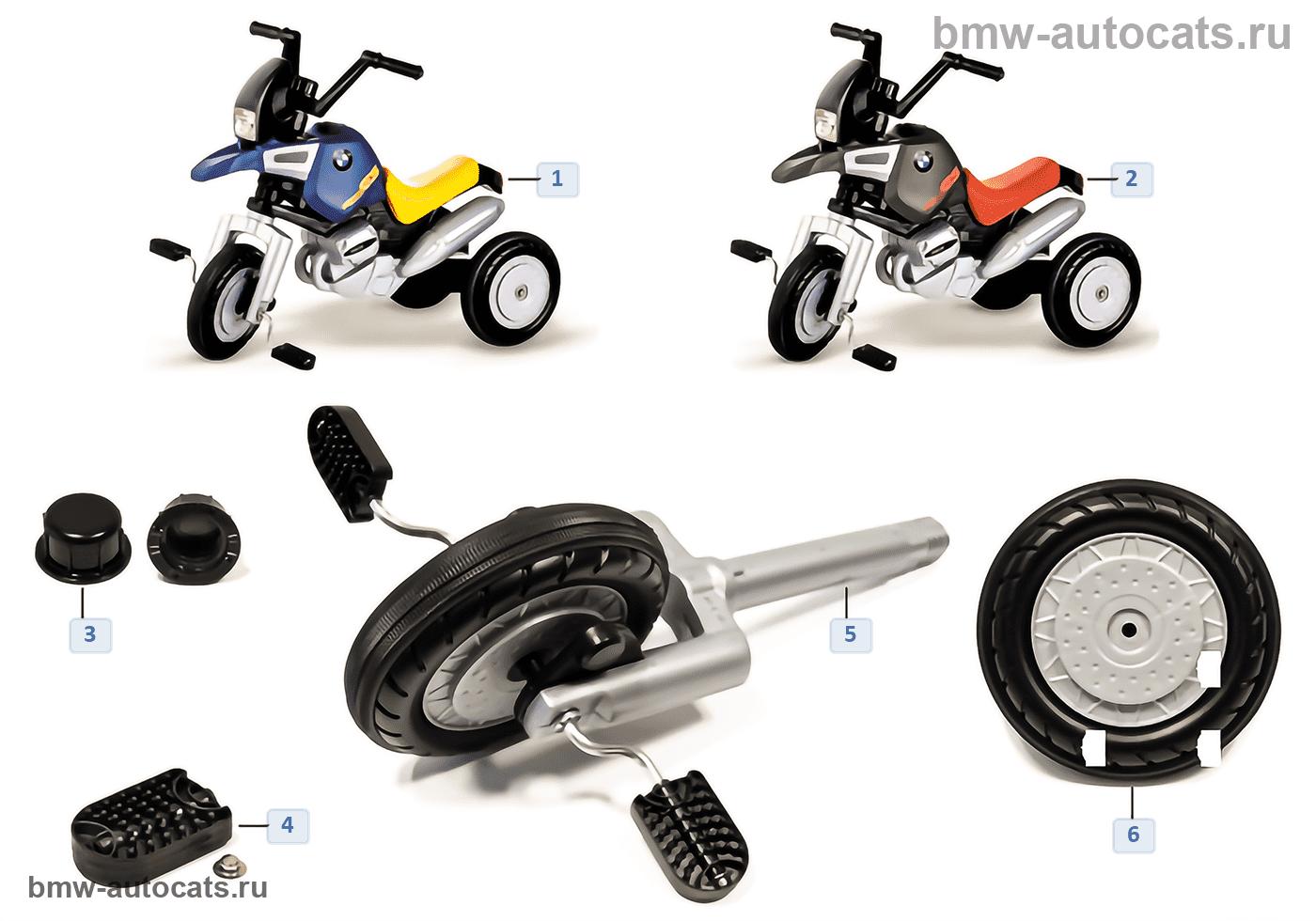 Зап.части BMW — Juniorbike