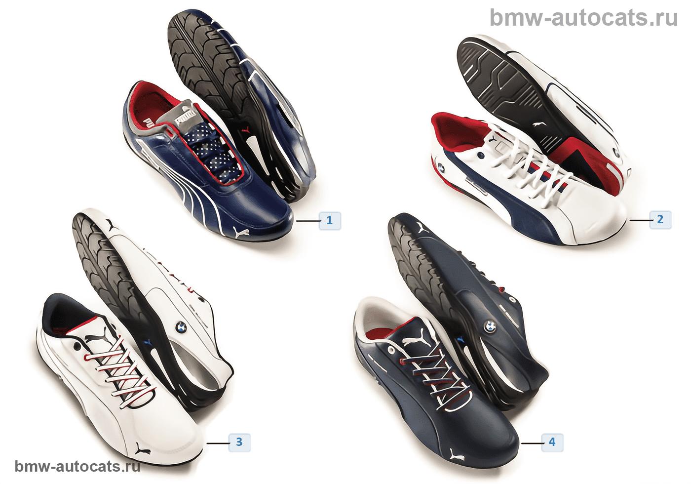 Коллекция Motorsport-Обувь 2013-15