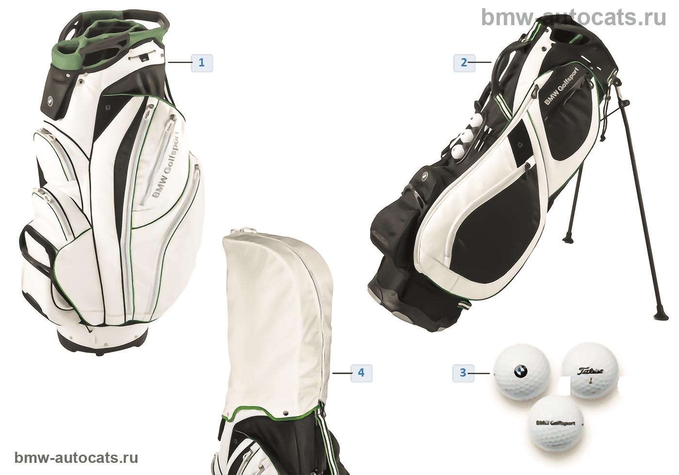 Golfsport-сумки/мячи для гольфа 2013/14