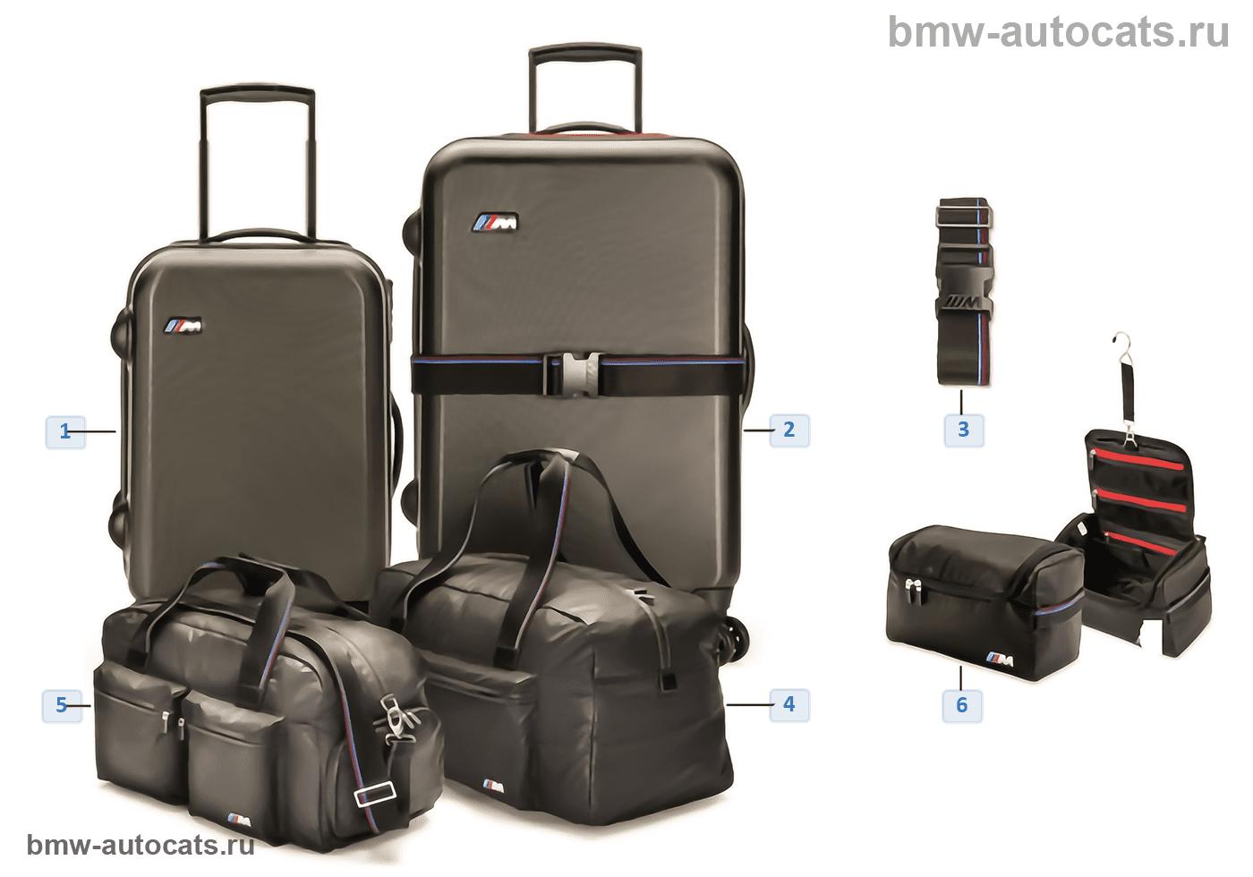 BMW M Collection — багаж 14/16