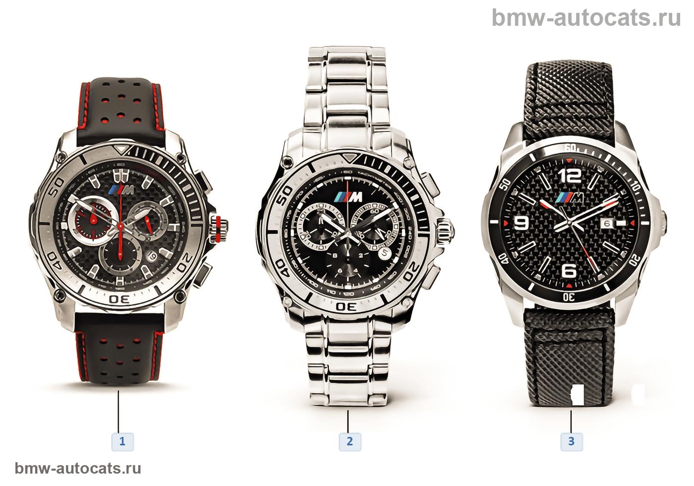 BMW M Collection — часы 14/16