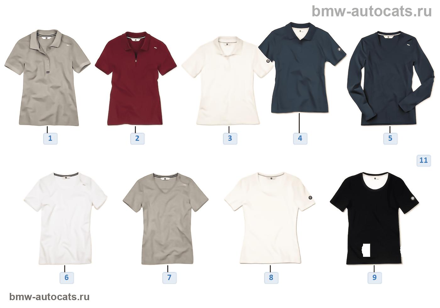 BMW Collection — женск.рубашки 14/16
