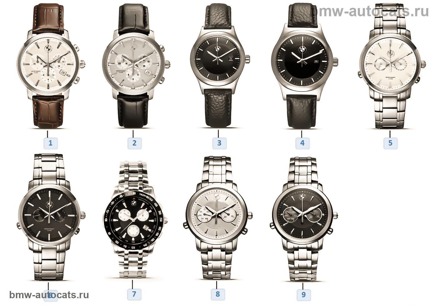BMW Collection — часы 14/16