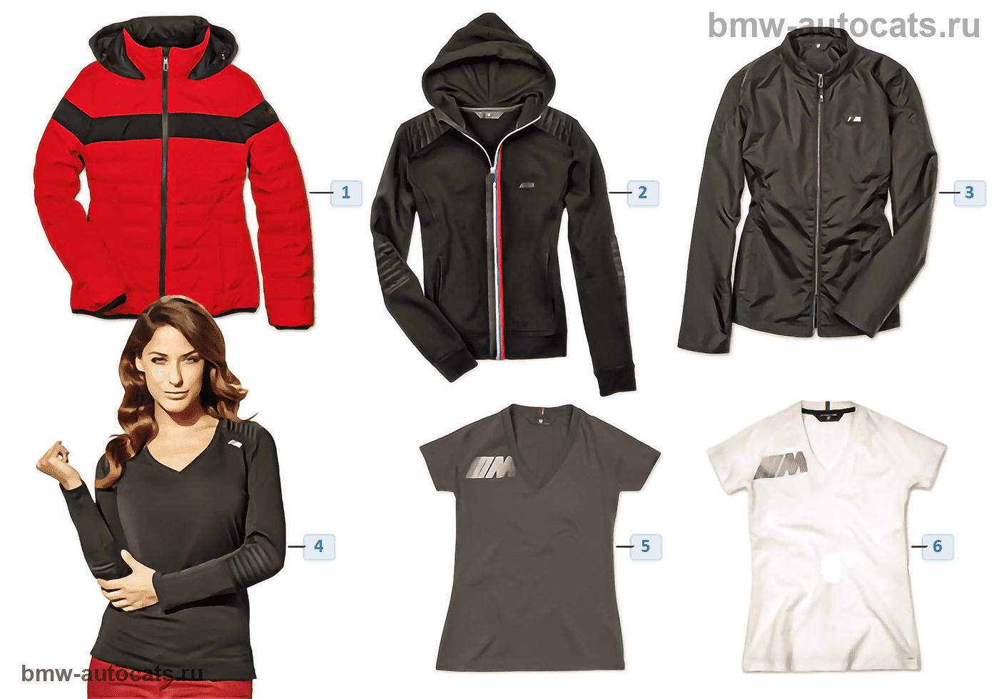 BMW M Collection — женск.одежда 14/16