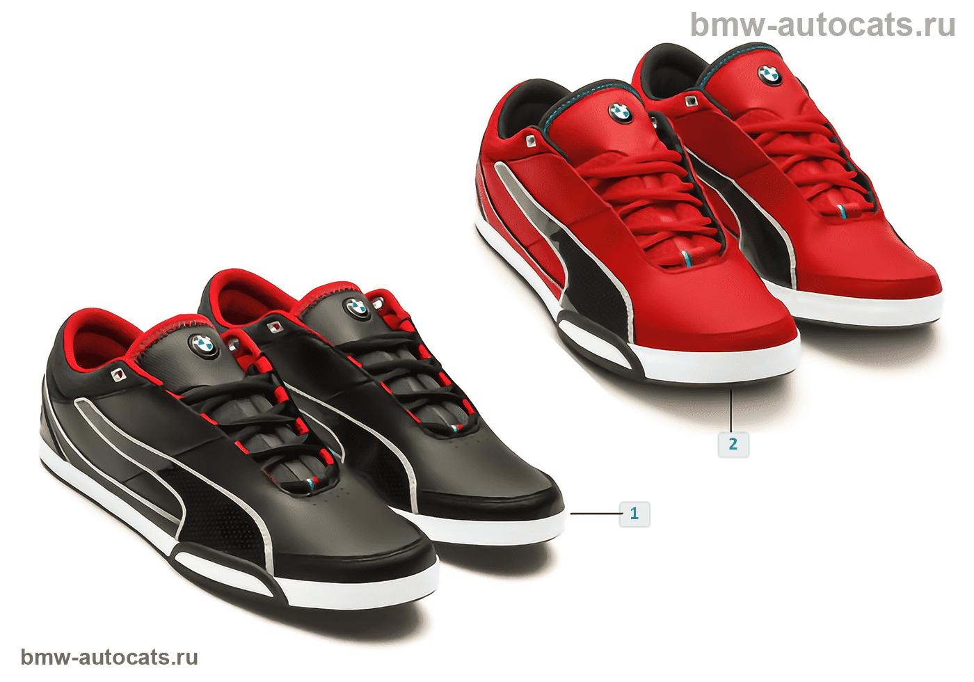 BMW M Coll. — обувь 2014-16, 2016-18
