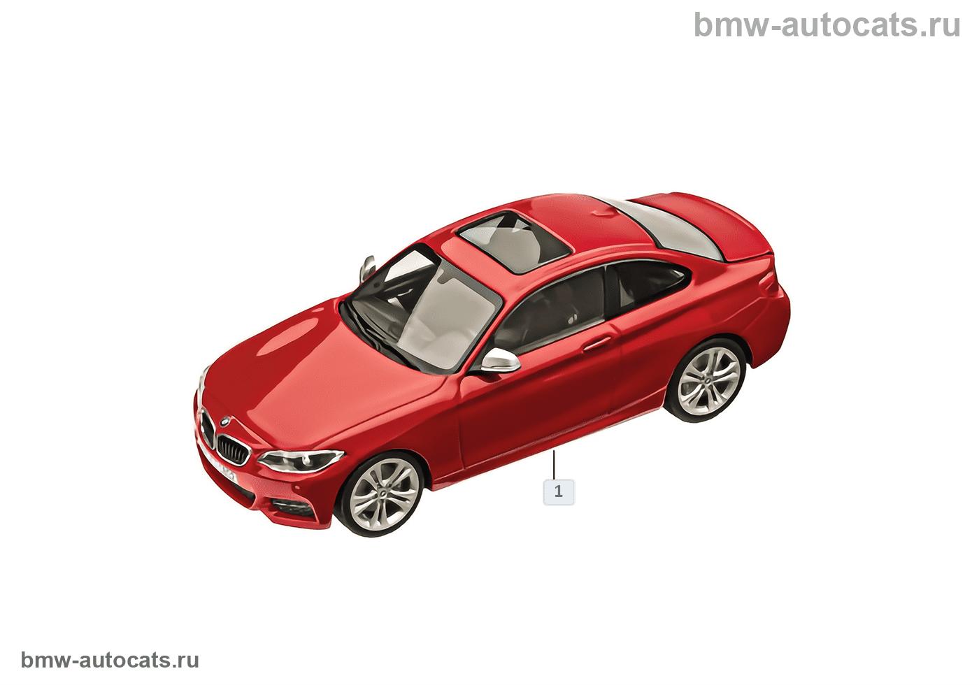 Миниат.модели BMW — BMW 2-й сер.14/16