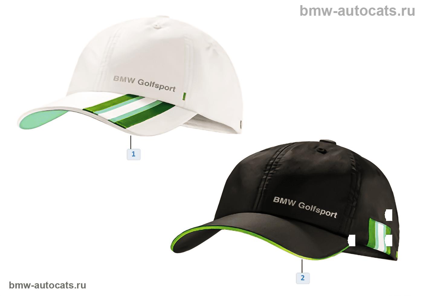 BMW Golfsport — Кепки 2015/17