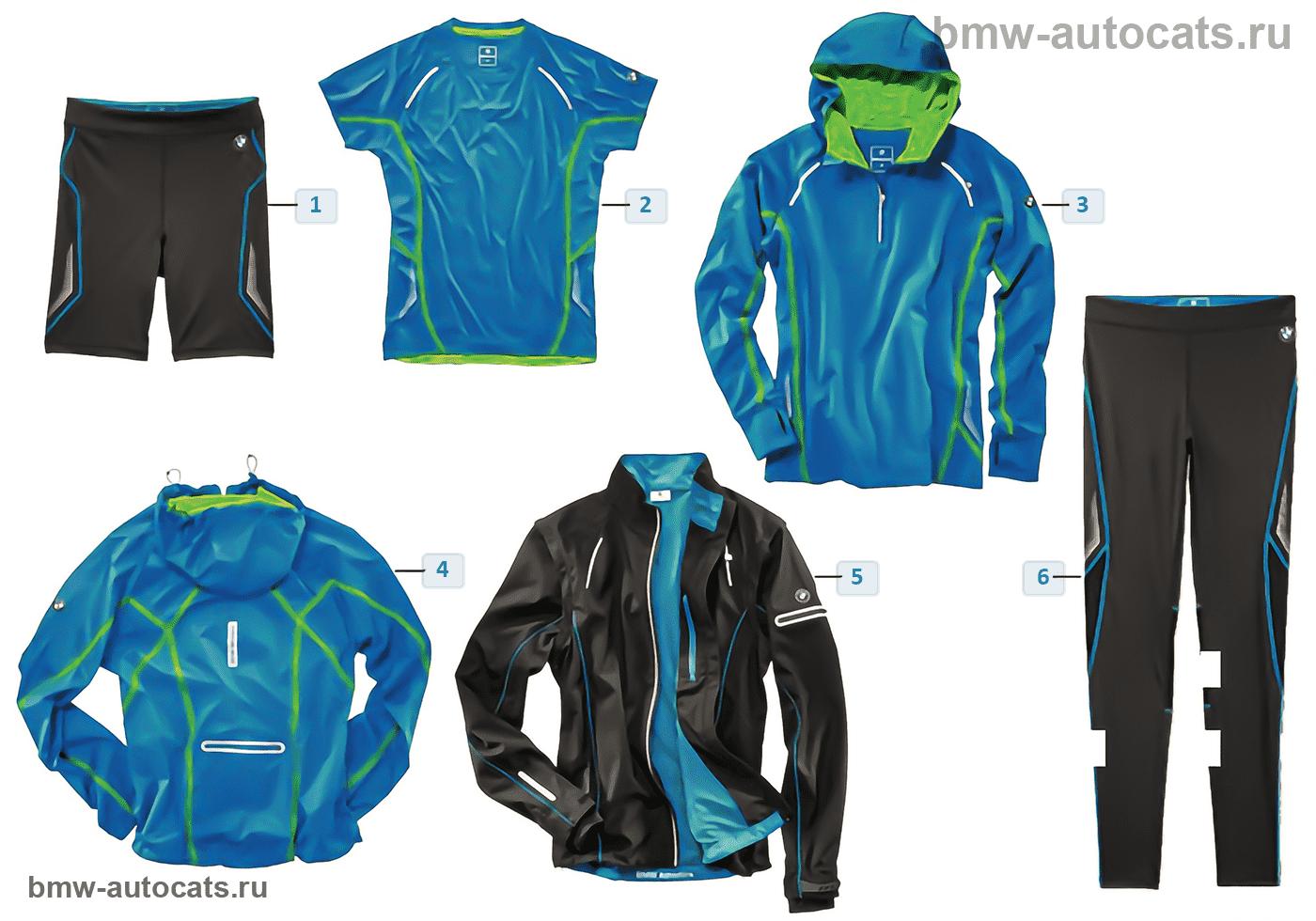 BMW Athletics — Мужская одежда 2015/17