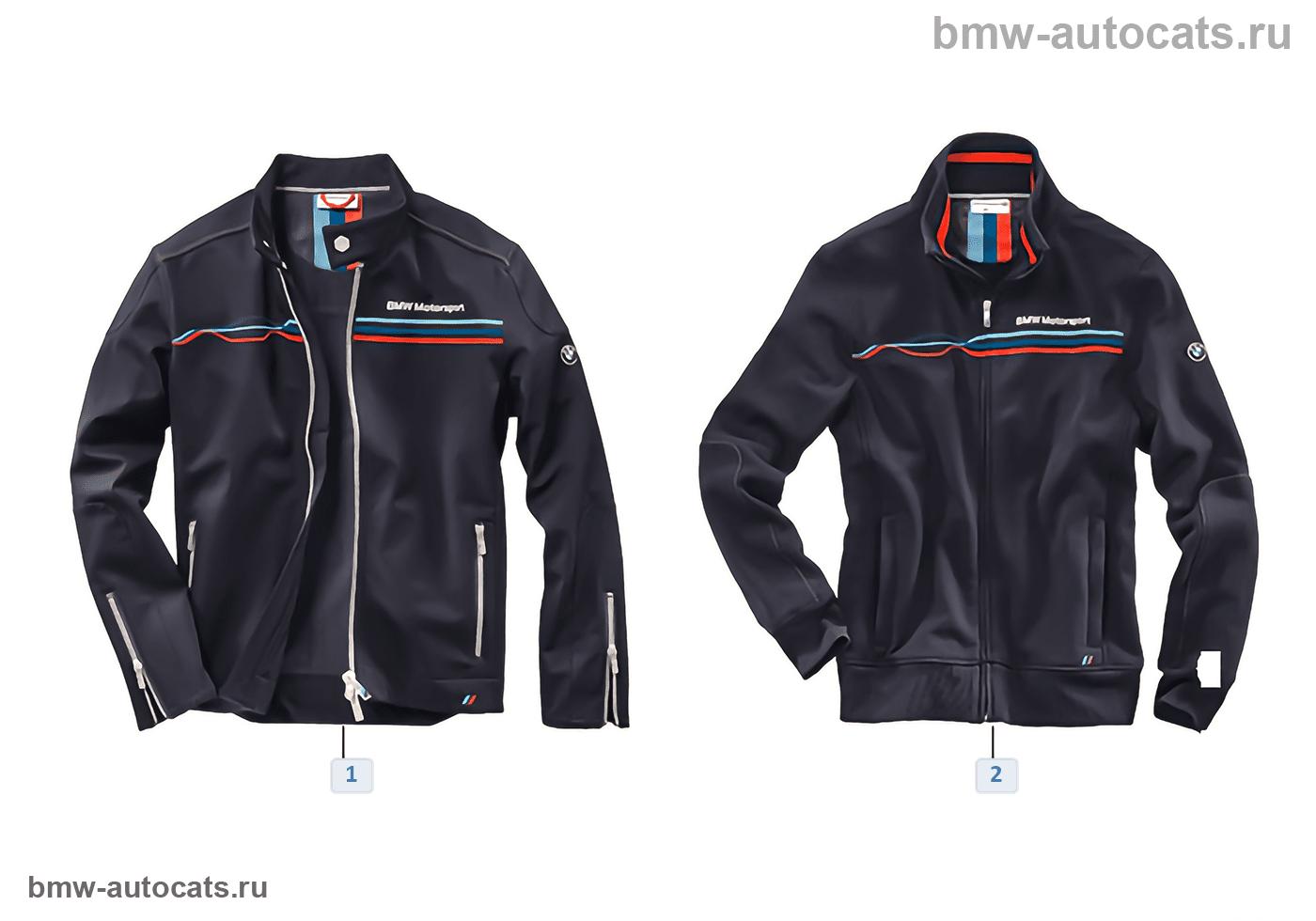 BMW Motorsport — Мужск. куртки 2015/17