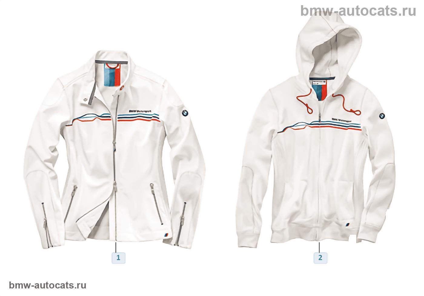 BMW Motorsport — Женск. куртки 2015/17