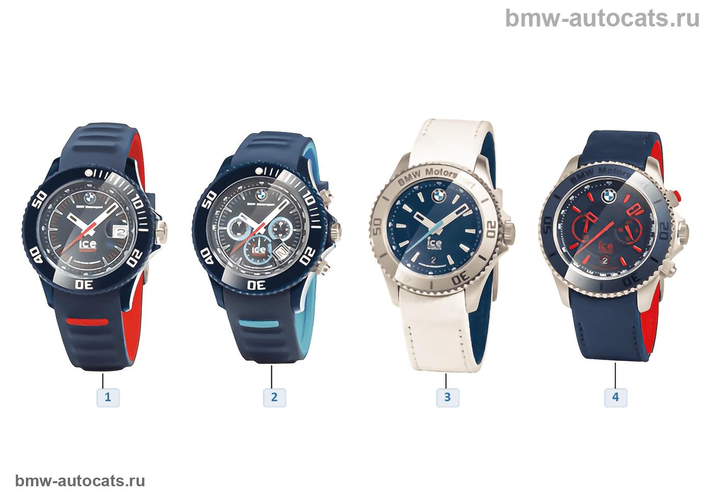 BMW Motorsport — Часы 2015/17