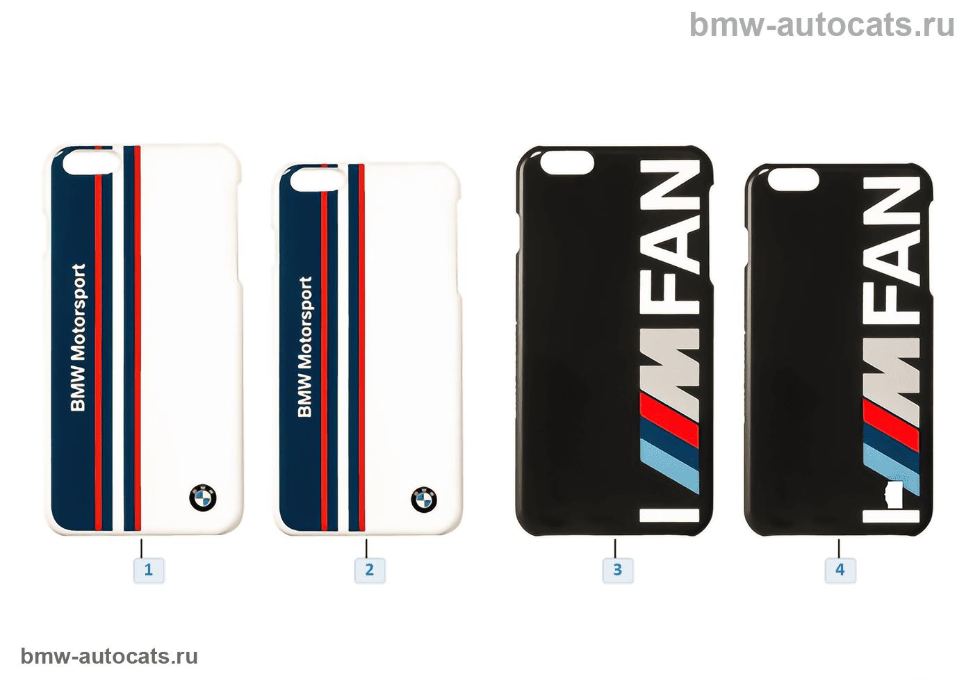 BMW Motorsport — Чехлы д.телефона 15/17