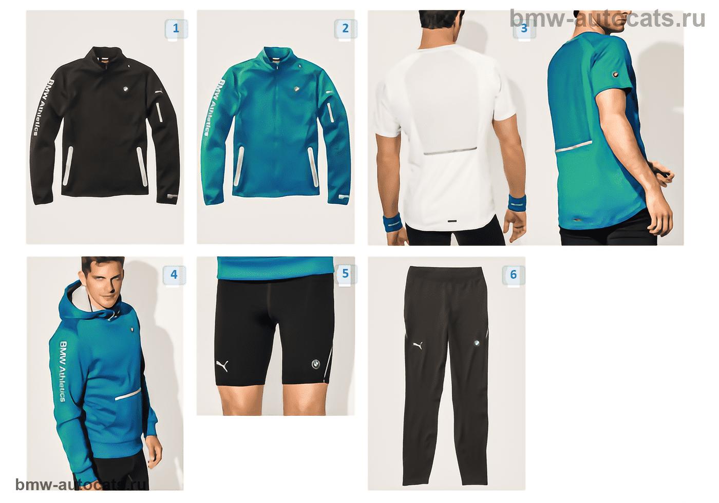 Мужская одежда Athletics 2013/14