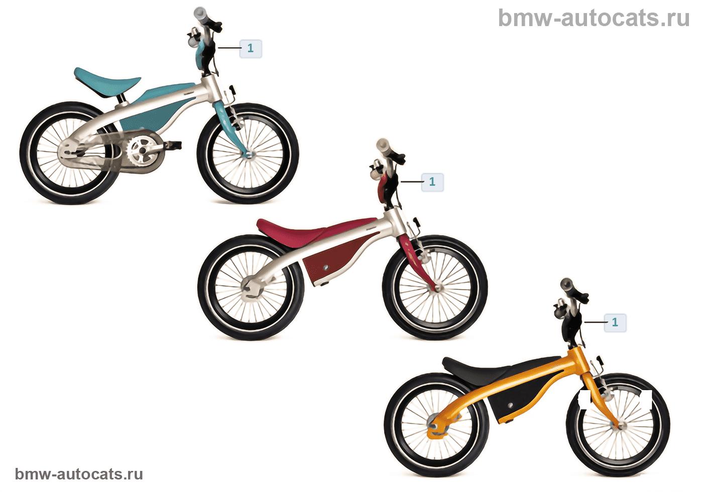 BMW дети — Kidsbike 14-16