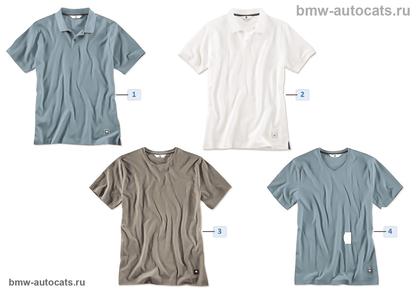 BMW Collection мужские рубашки 16-18