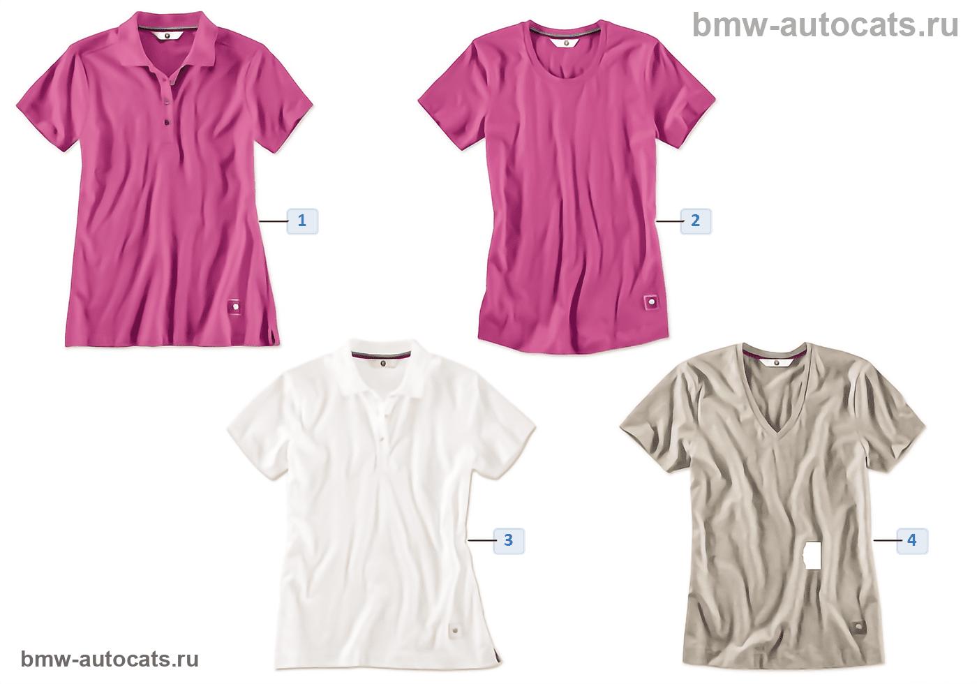 BMW Collection женск.рубашки 16-18