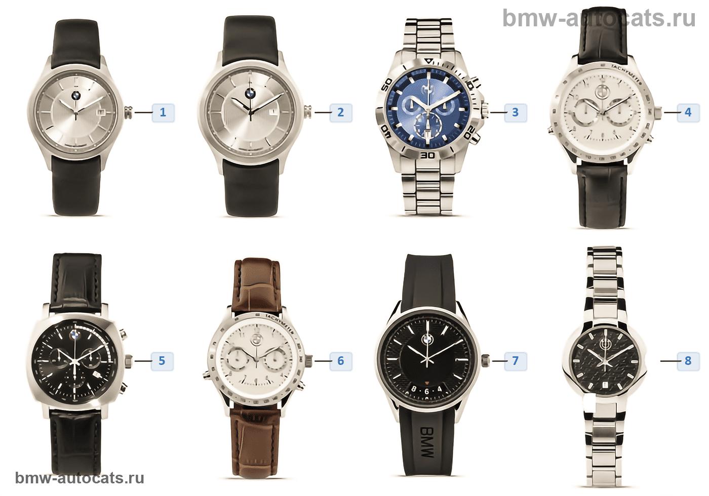 BMW Collection часы 16-18