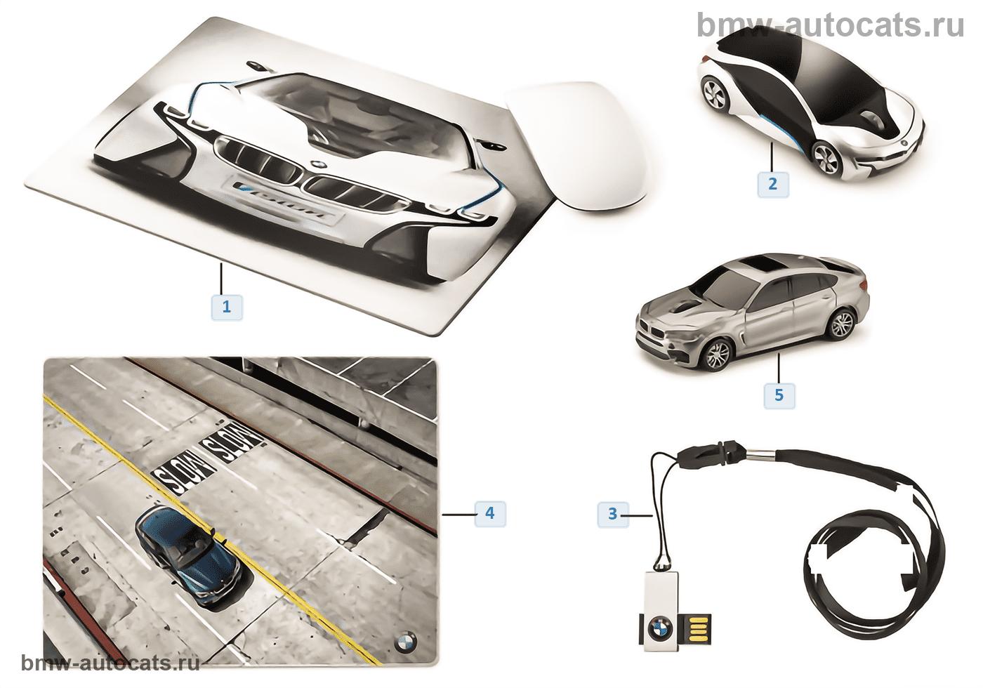 BMW Coll. акс.для комп.2014-16, 2016-18