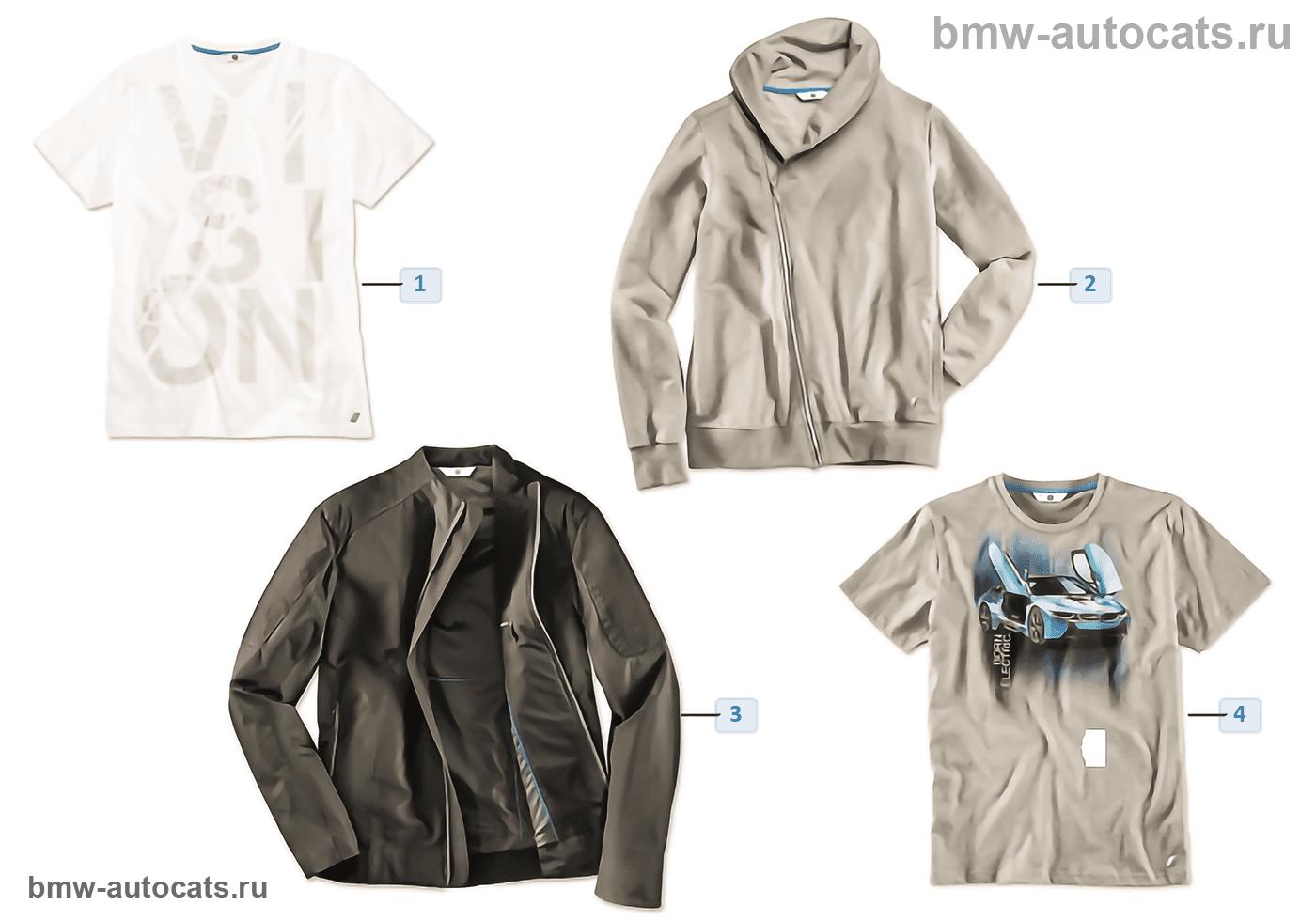 BMW i Coll. — Мужская одежда 16-18