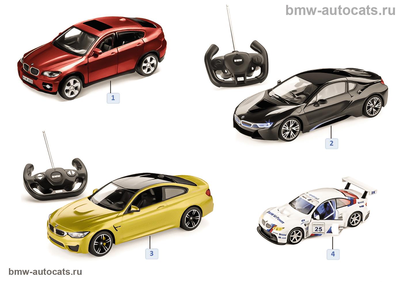 BMW дети — мин.мод.- Fun Cars 16-18