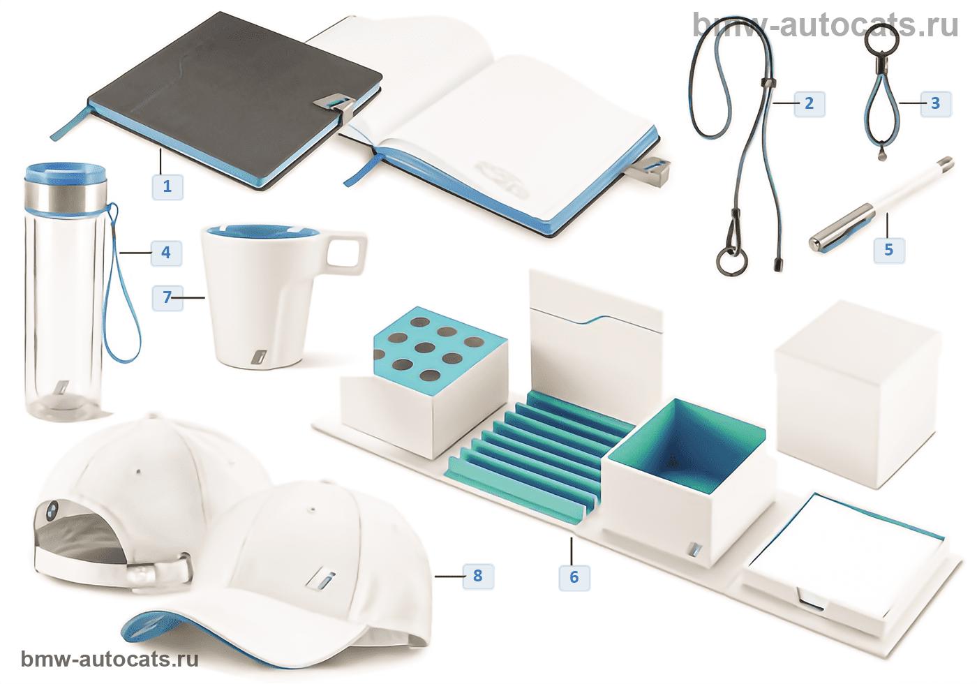 BMW i Collection — Аксессуары 16-18