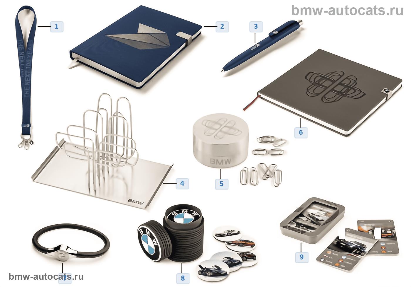 BMW 100 Jahre Edition — Accessoires