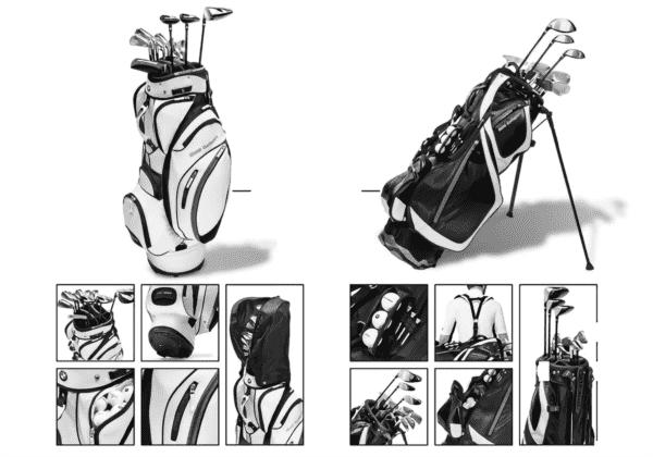 Golfsport — Golfbags 2010/11