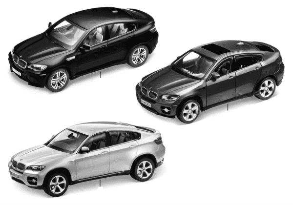 BMW Miniaturen — BMW X6 2010/11