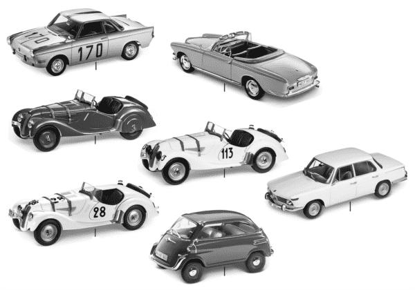 BMW Miniaturen — Classic 2010/11