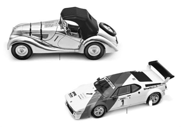 Миниат.модели BMW — Classic 2011/12