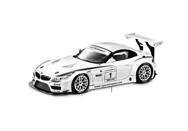 Миниат.модели BMW — Z4 2011/12