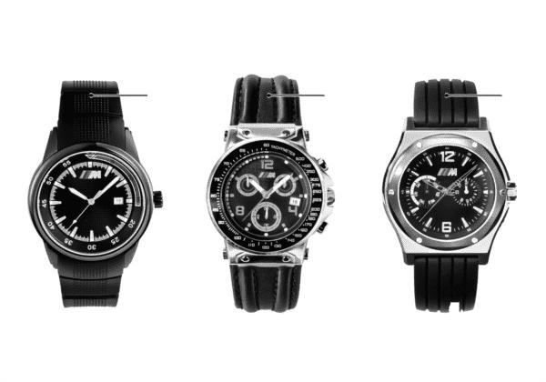 Зап.части BMW — часы M до 2012