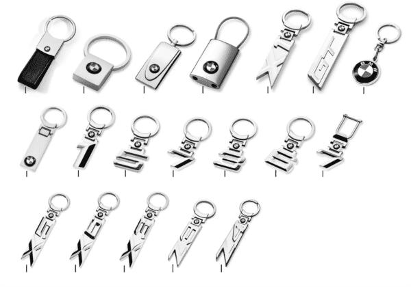 BMW Collection-брелки д.ключей 2012/13