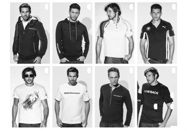 Motorsport — мужская одежда 2012/13
