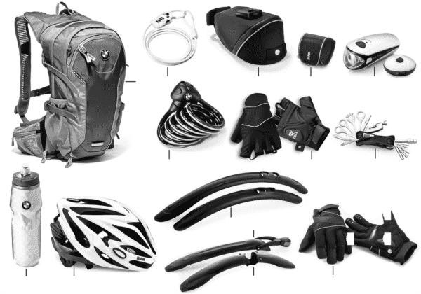 Bikes & Equipment-Аксессуары 2013/14