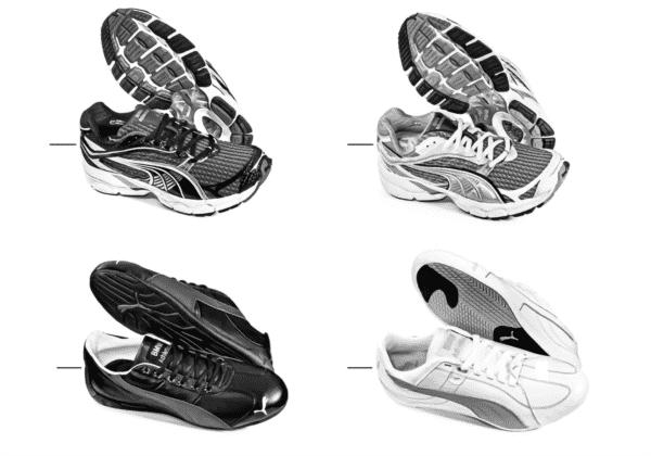 Обувь Athletics 2013/14