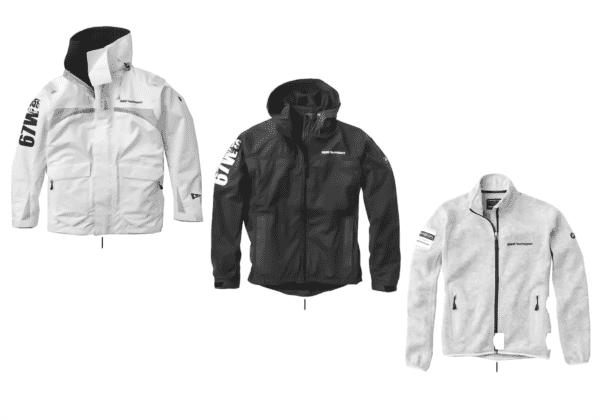 Yachtsport-женск. куртки 2013/14