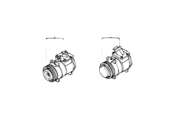 RP компрессор кондиционера